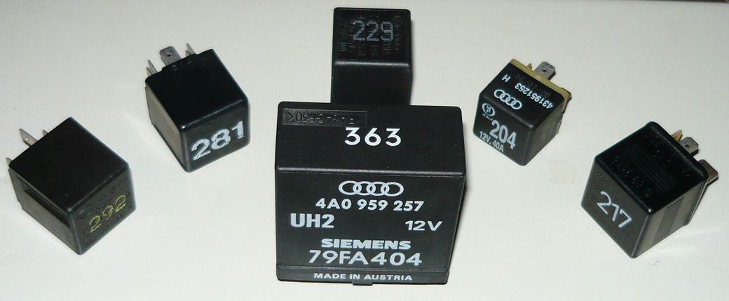 Relais Audi 80 Wiki